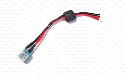 X-Comp Conector de alimentación DC Jack Power Connector para Acer Aspire 5710...