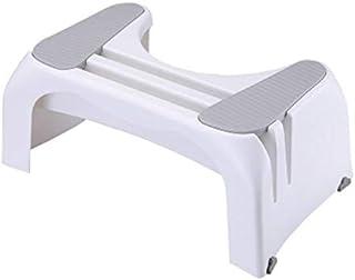 Bathroom Stool Footstool Thickened Pregnant Women Plastic Stool Toilet Bathroom Foot Squatting Household Children's Stool ...