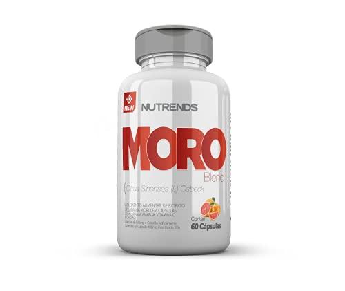 MORO BLEND (Morosil + Laranja Amarga) 60 cápsulas, Nutrends