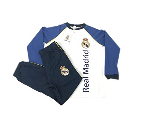 Pijama Real Madrid Adulto Invierno (M)