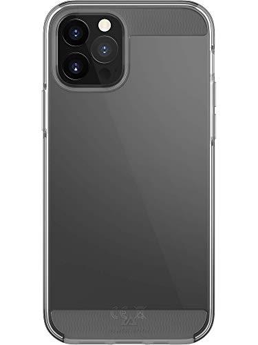 Black Rock - Hülle Air Robust Hülle passend für Apple iPhone 12 Pro Max | Handyhülle, Dünn (Transparent)