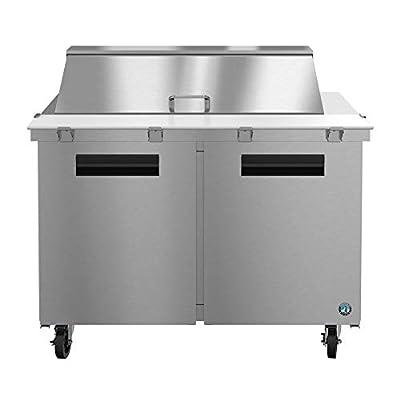 Hoshizaki SR48A-18M 11.95 Cubic Ft Refrigerated Mega Top Prep Table