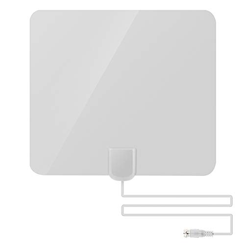 BigBig Style Antenne TV-kabel voor digitale High Definition Ultra Thin Flat
