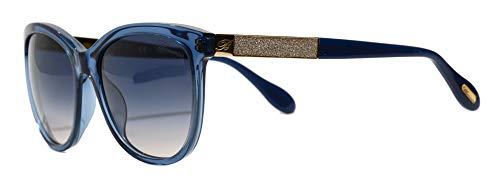 Blumarine - Gafas de sol - para mujer azul blu trasparente lucido