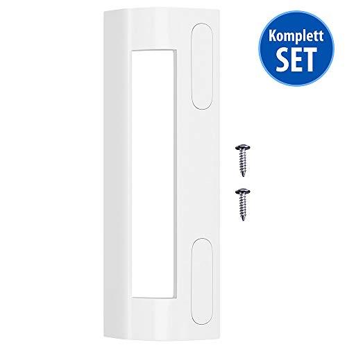 Türgriff für Kühlschrank und Gefrierschranktüren Ersatzteile Zubehör 200x60x45mm Befestigungsabstand 82-163mm