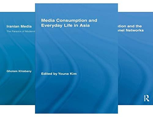 Routledge Advances in Internationalizing Media Studies (27 Book Series)
