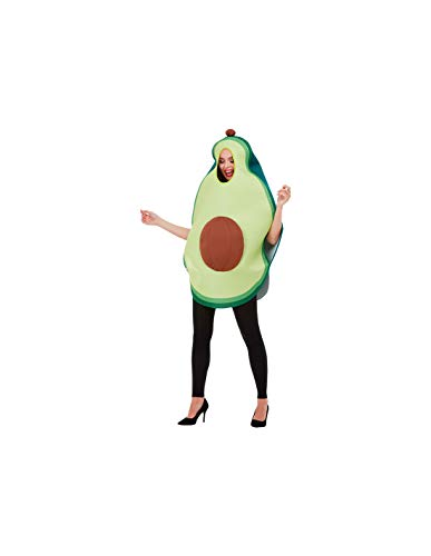 DISBACANAL Disfraz Aguacate Realfooder Adulto
