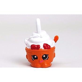 Shopkins Season 5 #5-117 Yo Chi Orange Charm | Shopkin.Toys - Image 1
