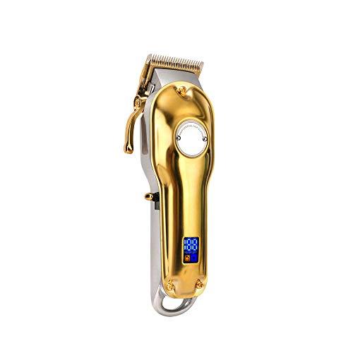 Tondeuse Voor Tweeërlei Gebruik, Hair Clipper Elektrische Tondeuse Barber All Metal Hair Cutter Mower Haar Scherpe Machine