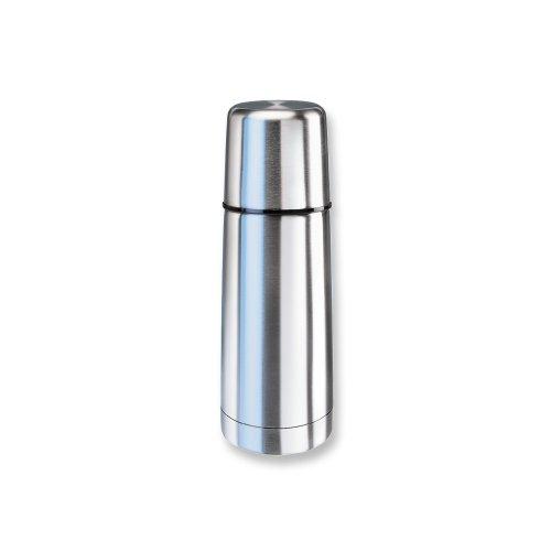 ISOSTEEL Vakuum-Isolierflasche Slimline Quickstop, 0,3L