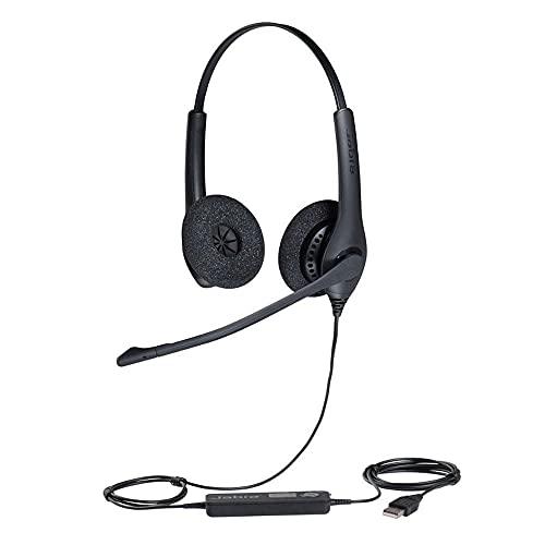 Headset Jabra Biz 1100 Duo USB NC 1159-0158