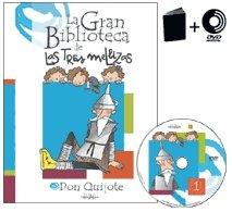 Don Quijote (La Gran Biblioteca de Las Tres Mellizas)