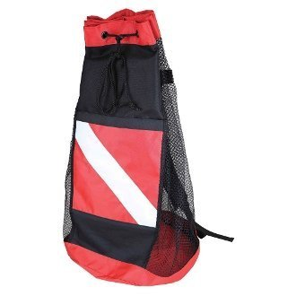 ScubaMax New Dive Flag Mesh Backpack by