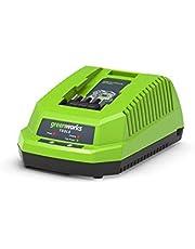 Greenworks Cargador de baterías