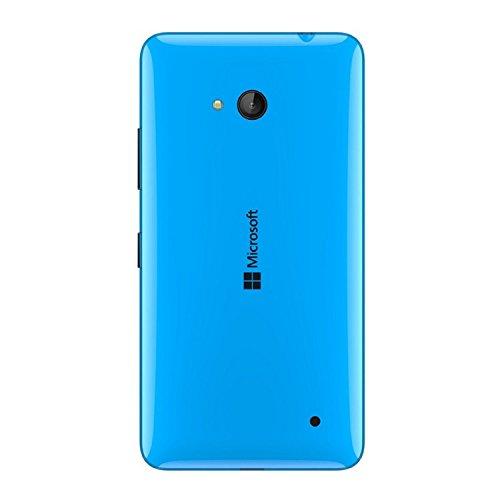 Copri batteria originale NOKIA AZZURRO per Lumia 640 VENDUTO in confezione bulk senza scatolo