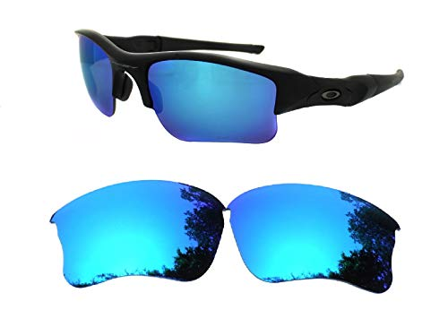 Galaxy Replacement lenses For Oakley Flak Jacket XLJ Sunglasses Polarized Multiple Selection