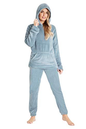 Pijama Capucha Marca CityComfort