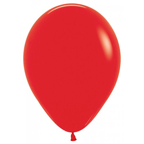 Ballonnen R12 Fashion Red