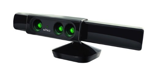 Xbox360 Kinect Zoom Weitwinkel-Linse 2014 (inkl. Schutz-Sticker & Optimal Performance Anleitung)