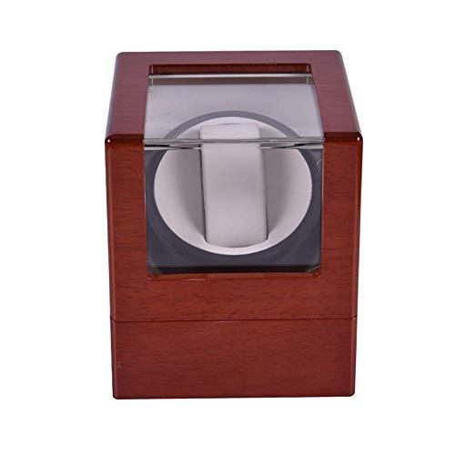 YLJYJ Enrollador de Reloj automático Caja giratoria de Reloj de Cuerda automática, Enrollador de Reloj para Relojes automáticos con Motor Ultra silencioso