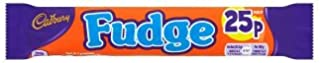 Cadbury Fudge Chocolate Bar (25.5g x 24)