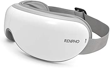 Renpho Eye Massager with Heat, Compression, Bluetooth Music