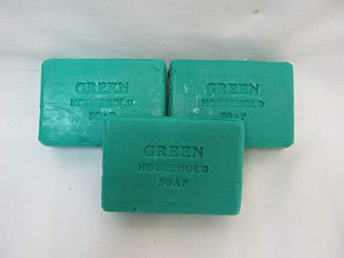 Falcon Green Household Soap 3 x 125g
