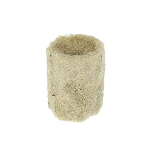 50/100 Stück Garten Steinwolle Steinwolle, Samenpflanzenwachstumsblöcke, Hydroponischer Würfel Für Die Pflanzenvermehrung Von Sämlingen Schneiden