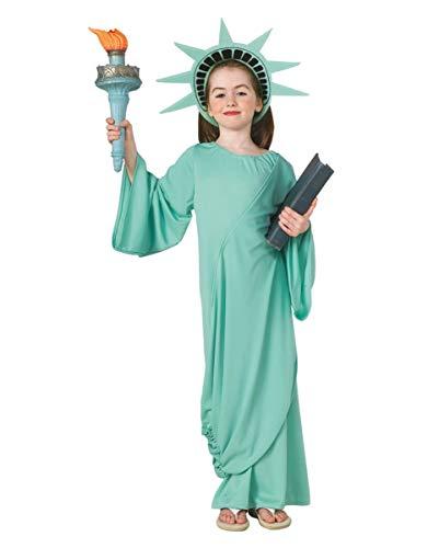 Horror-Shop Disfraz de Estatua de la Libertad para Nio M