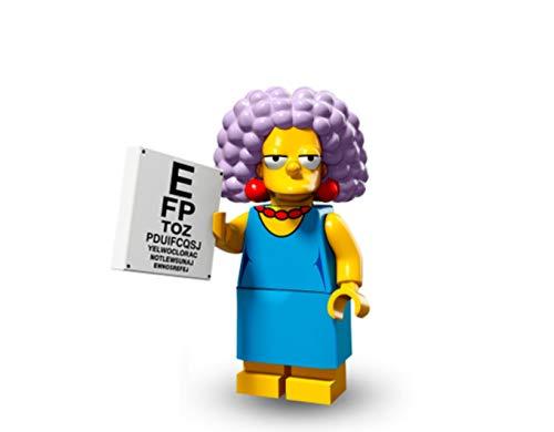 Lego Simpsons Serie 2 71009 Minifiguren: Selma