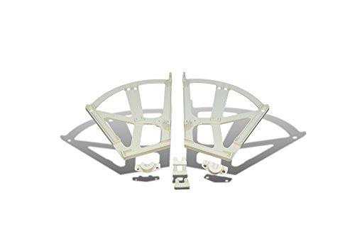 4x Double armoire à chaussures Mécanisme Mécanisme de fermeture tiroirs schue Étagère