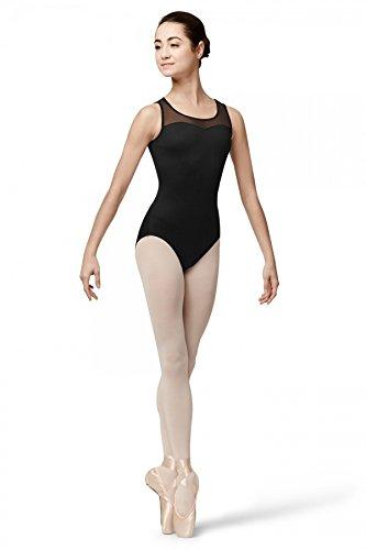 Bloch L7725 Ballett Trikot Laguna Black S