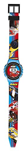 Kids Licensing |Reloj Digital Niños | Reloj Cars |Diseño P