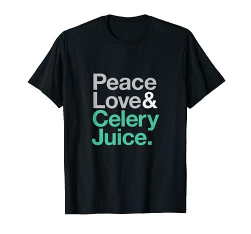 Selleriesaft Shirt: Organisches Juicing / Juicer-Gesundheit