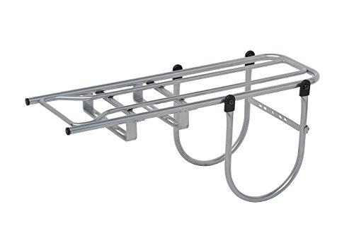 Yepp für Kindersitz Maxi Gepäckträger Ersatzhalterung, Silber, One Size