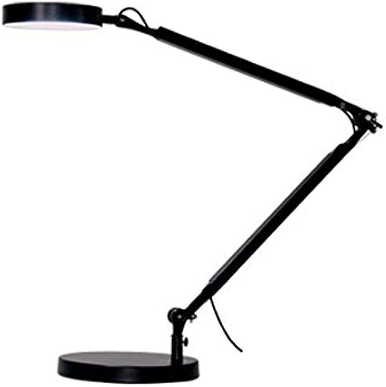 HZYRL LED kipphebel tischleuchte,Büroarbeitslicht Kinderauge-Schutztischlampe