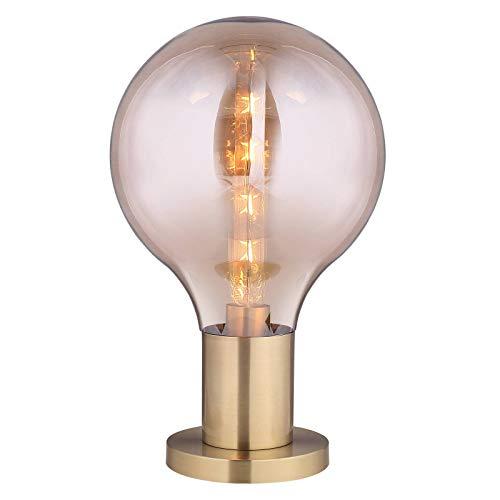 Lámpara de mesa Laugo Ámbar