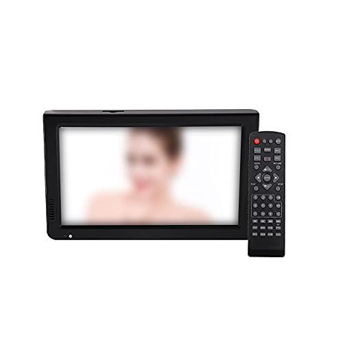 TOTHEBEACH TV LED Digital HD, TV portátil de 10 Pulgadas TV...
