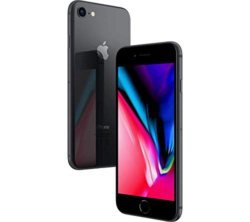 Apple iPhone 8 64GB - Space Grau - Entriegelte (Generalüberholt)