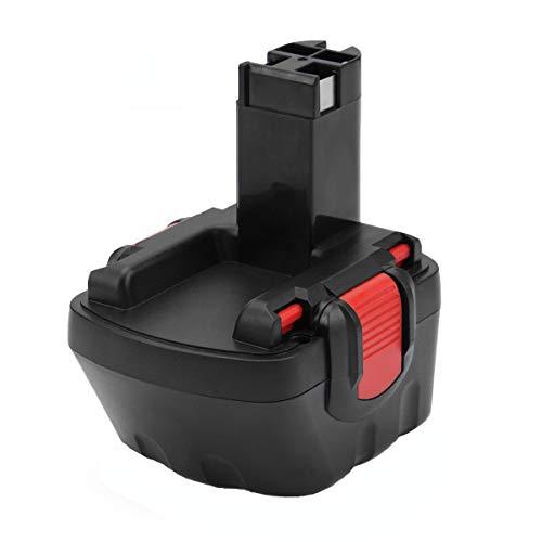 Shentec 12V 4.5Ah Ni-MH Batería para Bosch BAT043 BAT045 BAT120 BAT139 2607335542 2607335526 2607335274 2607335709 para Bosch GSR 12-2 12VE-2 PSR 12 GSB 12VE-2 22612 23612 32612