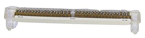 Kopp 250001040 7230031 Abdeckstreifen, 12 Module grau RAL7035, 219x54