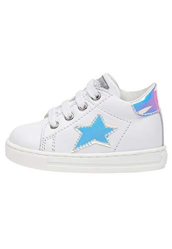 Falcotto Sasha-Sneaker con Dettagli cangianti Bianco 20