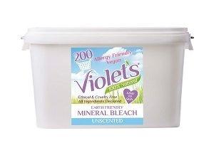 Violetta da terra amichevole minerale candeggina 5kg