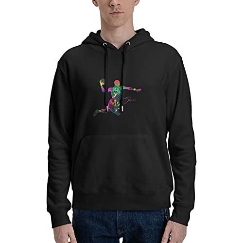 Rononand Slam Dunk Cotton Hoodies Soft Clothes Adult Hoodies Suitable For Traveling/Home/Outdoor 3XL