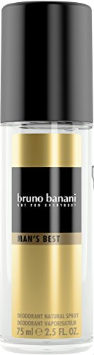 Bruno Banani Man's Best Deodorant Natural Spray 75ml