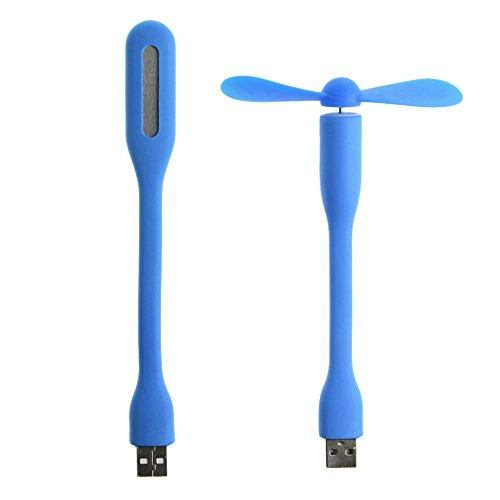ventilador flexible usb de la marca