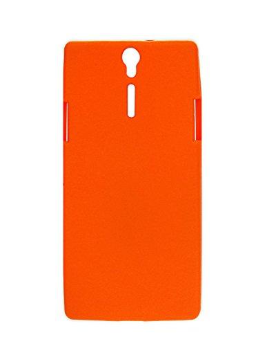 Nueva Carcasa Funda en silicona para Sony Xperia S LT26I - Naranja