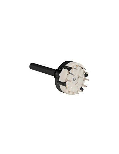 Conmutador rotativo 1P 12 Posiciones