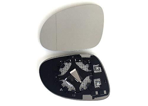Spiegel Spiegelglas Links beheizbar Pro!Carpentis kompatibel mit Golf V und Jetta III für Außenspiegel elektrisch und manuell verstellbar geeignet