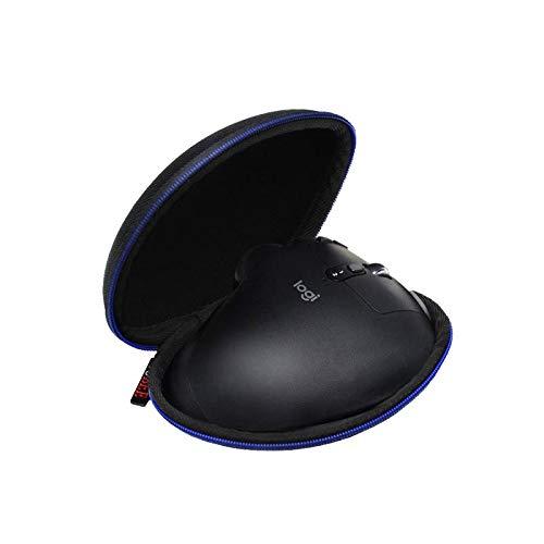 GUBEE Maus Tasche,Hart Reise Case für Logitech MX Ergo/M570 Fortschrittlicher Kabelloser Wireless Trackball Maus